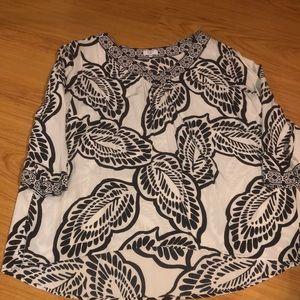 Crown & Ivy 1x blouse